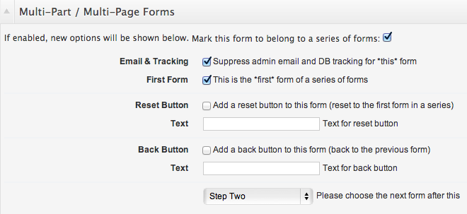 multipage-form-settings